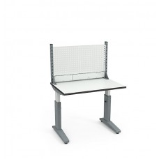 Стол монтажный ДиКом СР-100-01 ESD + Экран ВС-100-Э1 ESD