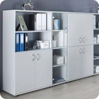 Виды и особенности офисных шкафов