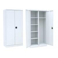 Вариант для хранения инструментов дома – шкаф для инвентаря