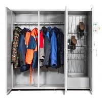 Шкаф для спецодежды – как его выбрать