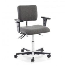 Металлический офисный стул TRESTON Х30G с подлокотниками