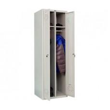 Медицинский шкаф для раздевалок ПРАКТИК МД LS(LE)-21