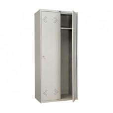 Медицинский шкаф для раздевалок ПРАКТИК МД LS(LE)-21-80