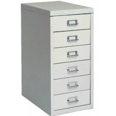 Шкаф картотечный BISLEY 29/6L (PC 067)*