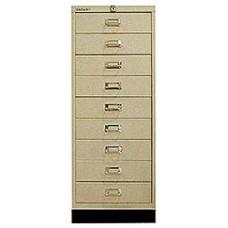 Шкаф картотечный BISLEY BA 3/9L (PC 115)*