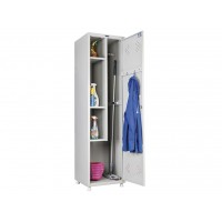 Металлические гардеробные шкафы серия ПРАКТИК