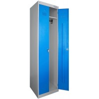 Металлические гардеробные шкафы серия MZ