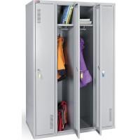 Металлические гардеробные шкафы серия ОД