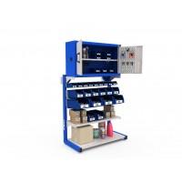 Системы хранения серии SORTEX односторонние секции 1075 мм