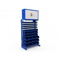 Системы хранения серии SORTEX односторонние секции 1495 мм