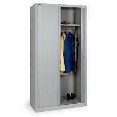 Шкаф гардеробный ДиКом КД-144К с дверьми-жалюзи
