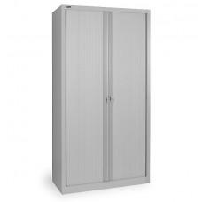 Шкаф офисный ДиКом КД-144 (4 полки) с дверьми-жалюзи