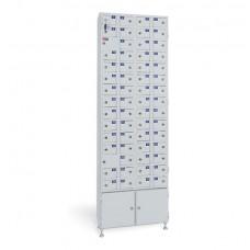 Шкаф абонентский ДиКом АС-1058 (60 ячеек)