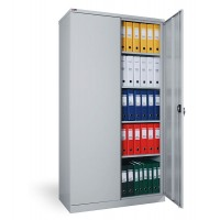 Шкаф архивный ДиКом КД-152 (4 полки)