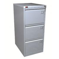 Шкафы картотечные металлические серия КР