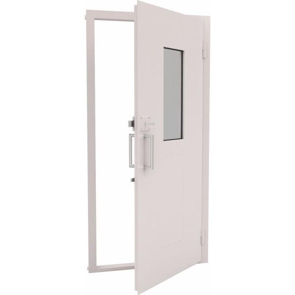 Конструкция дверная со стеклом 300х700 1 кл. пул.