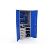 Шкафы для инструментов серия ERGO