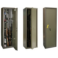 Металлические оружейные шкафы серия VALBERG