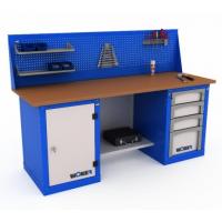 Металлические верстаки и столы