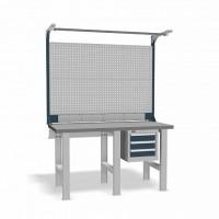 Верстаки металлические серии ВС (до 3000 кг)